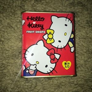 Hello Kitty candy container